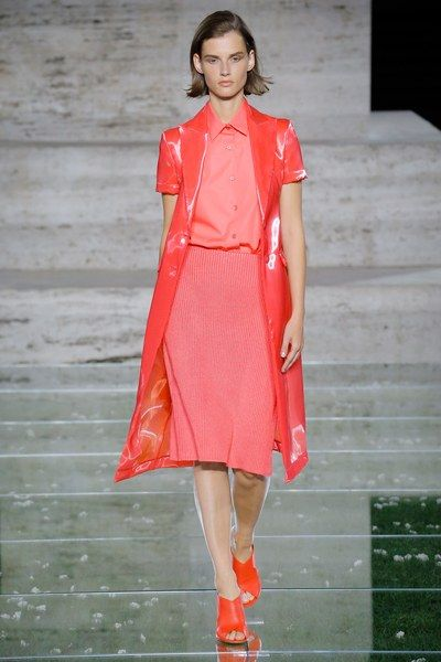 See the complete Salvatore Ferragamo Spring 2018 Ready-to-Wear collection.