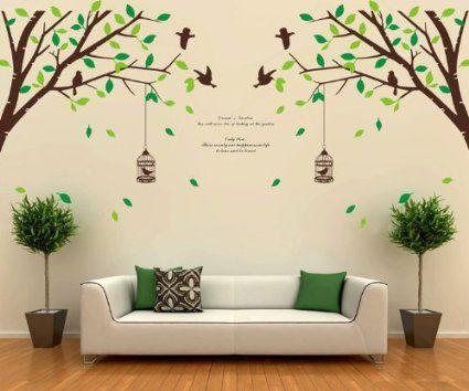 ... Stickers Muraux, Salle de Séjour Chambre à Coucher Autocollant