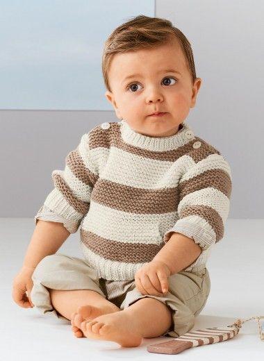 Mag 167 - #14 - Sweater   Buy, yarn, buy yarn online, online, wool, knitting, crochet   Buy Online