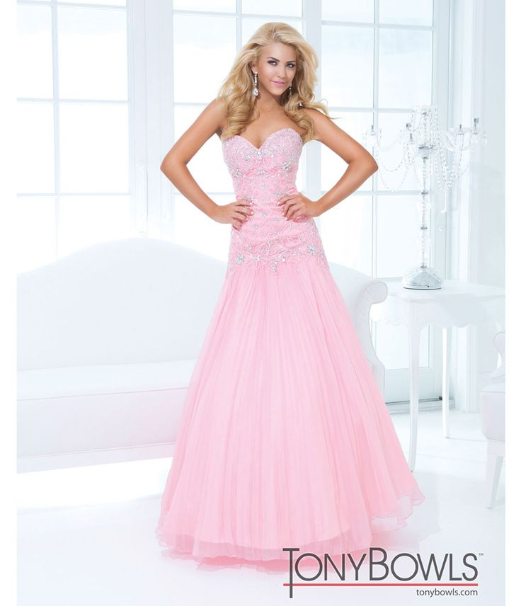 154 best Pink Prom Dresses images on Pinterest | Formal prom dresses ...