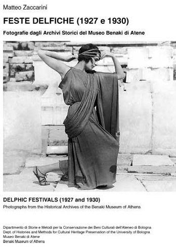 Matteo Zaccarini, Delphic Festivals (1927 and 1930)