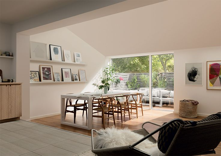 Roof windows and increased natural light - Hege in France