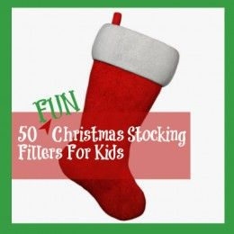 90 Affordable Christmas Stocking Stuffers for Toddlers and Older Kids