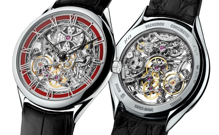 Vacheron Constantin - Métiers d'Art Mécaniques Ajourées for Only Watch 2015   #VacheronConstantin #luxury #watches