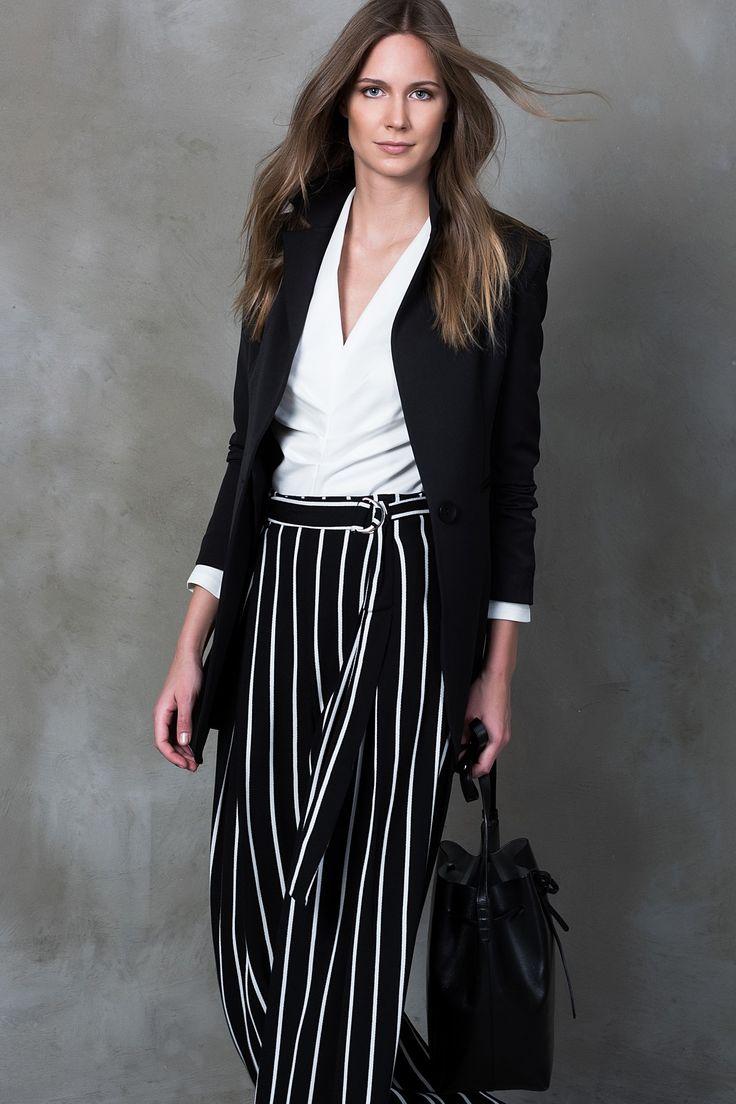 Siyah Blazer Ceket MLWAW166423 TRENDYOLMİLLA | Trendyol
