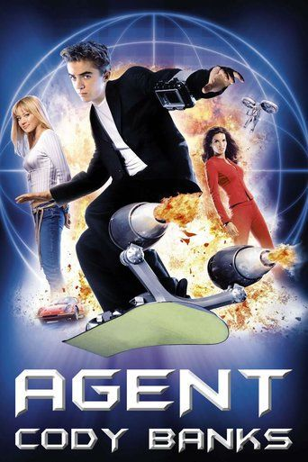 "*Watch!!~ Agent Cody Banks (2003) FULL MOVIE ""HD""1080p Sub English ☆√ ►► Watch or Download Now Here 《PINTEREST》 ☆√"