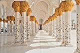 Marea Moschee Sheikh Zayed- Abu Dhabi, Emiratele Arabe Unite