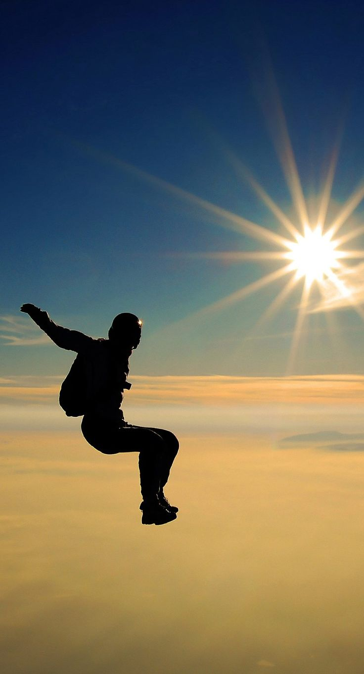 I definitely want to go skydiving before I turn 40