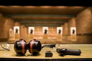 Bristlecone Denver Shooting Range. Very nice range, onsite gunsmith, guns, ammo, rental guns.