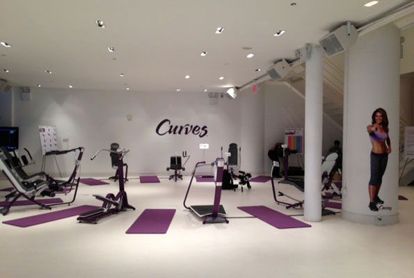 Curves Gym Now Gives You a Surprisingly Good Workout : The ladies-only gym gets a badass upgrade. #SelfMagazine