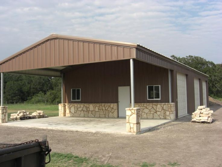185 Best Images About Canam Steel Buildings On Pinterest