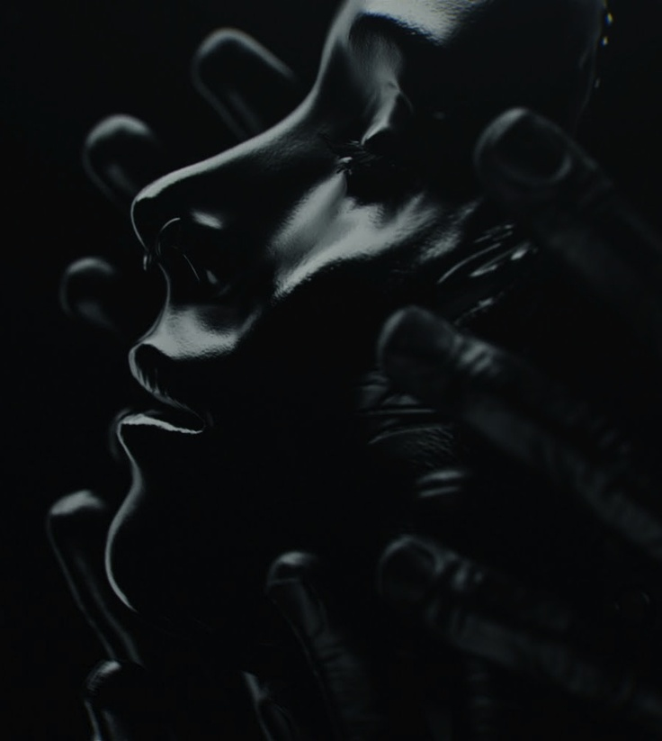 The Girl With The Dragon Tattoo intro.