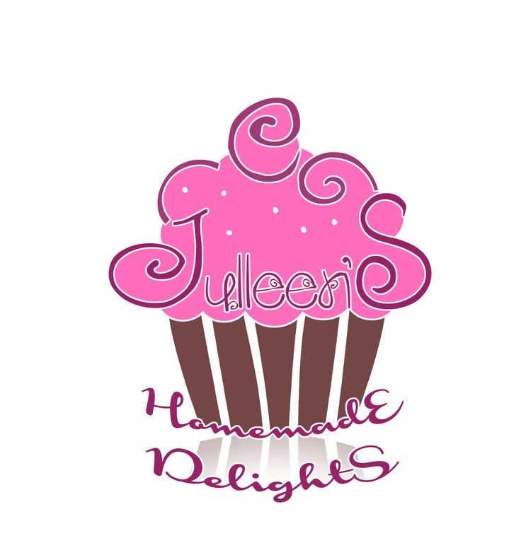 Julleen's Homemade Delights #LogoDesign #GraphicDesign #Branding #Design #Logo #Creative #Art