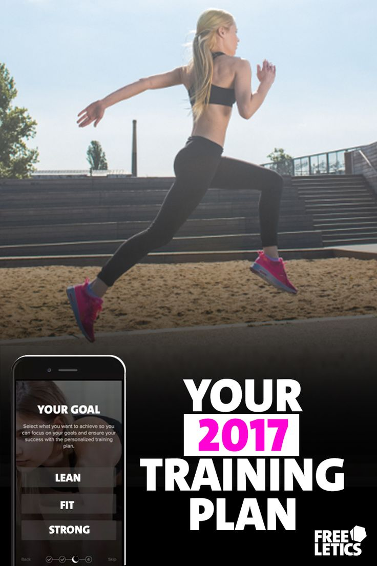 Ready to make a change? 2017 is your year. Personalized training plans. Lose weight fast and healthy. Try out 11 workouts for free. ►►► Start today: https://www.freeletics.com