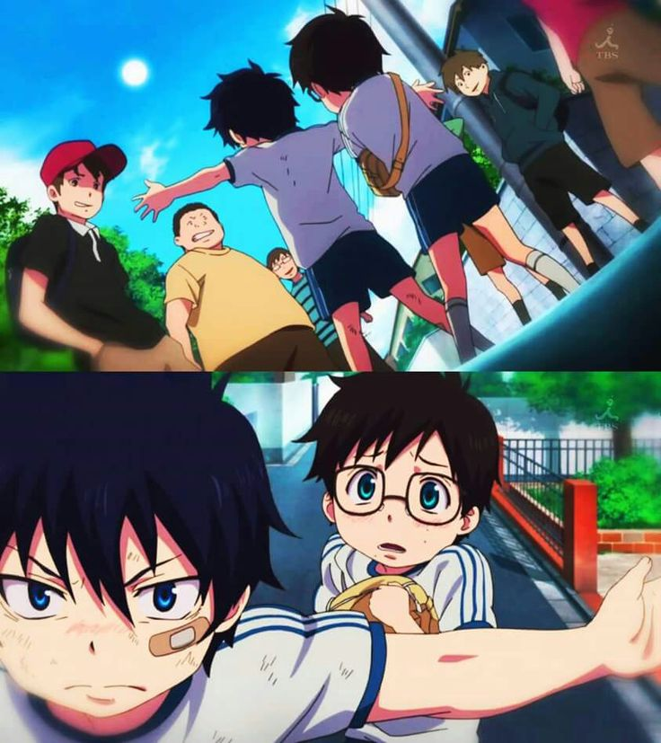 Blue Exorcist || Rin And Yukio #anime