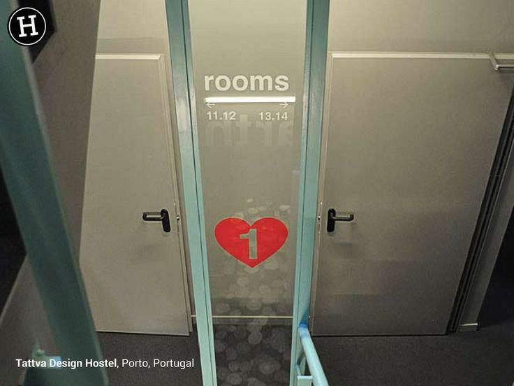 Tattva Design Hostel - Porto, Portugal - #LoveHostels