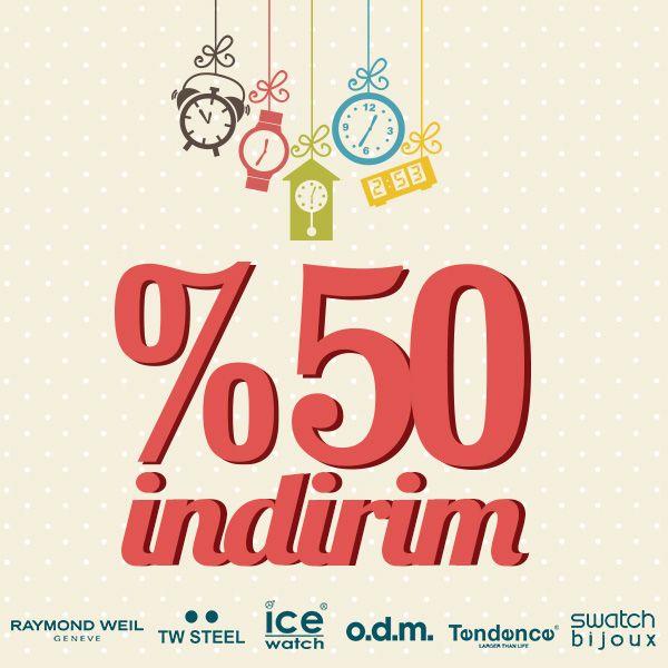 Şıklığınızı Tamamlamak için Ekonomik Adımlar Atmak İstiyorsanız;  Saat ve Aksesuarlarda %50 İndirimli Ürünlerimizi İnceleyebilirsiniz:  http://www.gunkutsaat.com/-50-indirimli-urunler