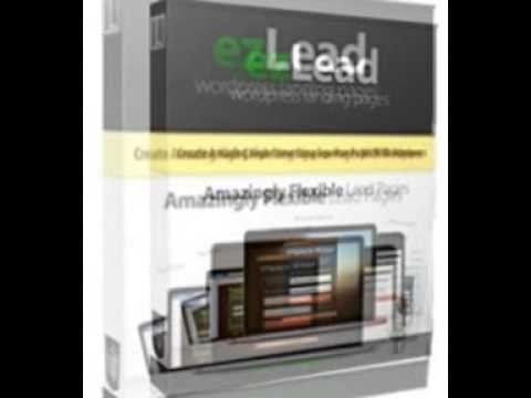 WordPress Plugins: WP EZ Lead Page