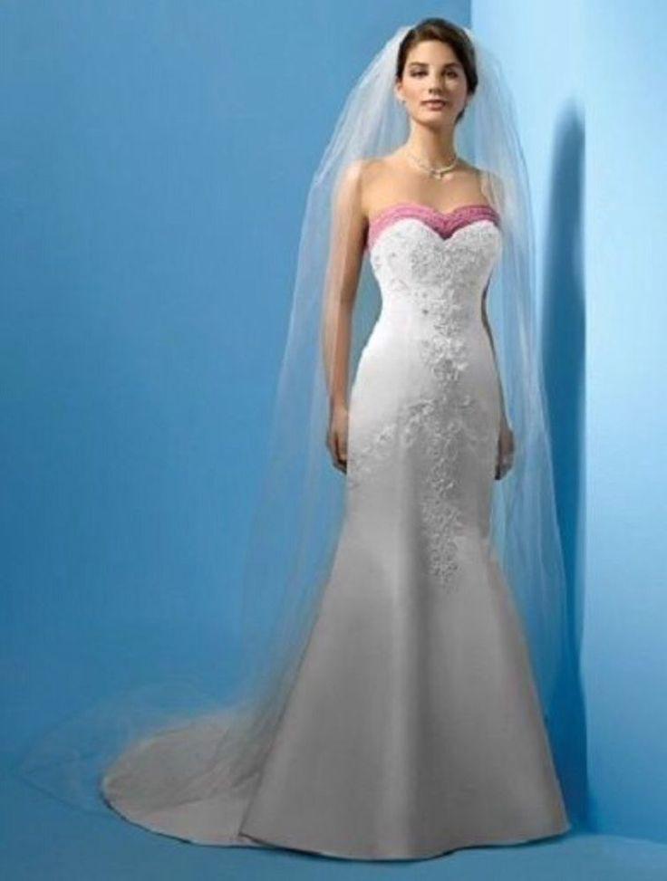 14 best Wedding Dresses On eBay images on Pinterest | Wedding dress ...