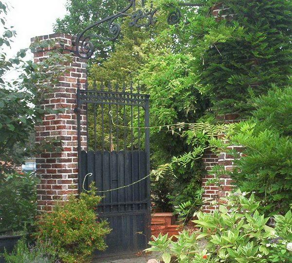 Tor -Gate