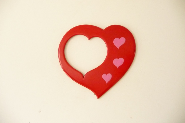 I'm in love with you !  How better way to say it than with a lovely Special Mirror...
