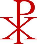 monograma de Cristo