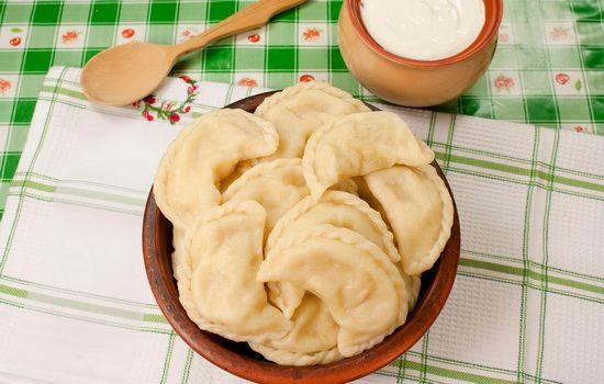 Рецепты вареников с картошкой и салом, секреты выбора ингредиентов и