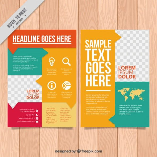 Best Mise En Page Images On   Page Layout Brochures