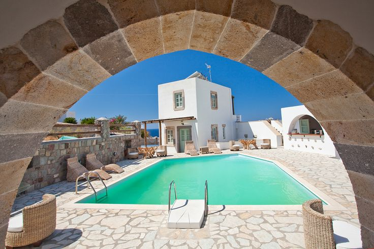 Structural and architectural elements  #AcquaBlu #patmos