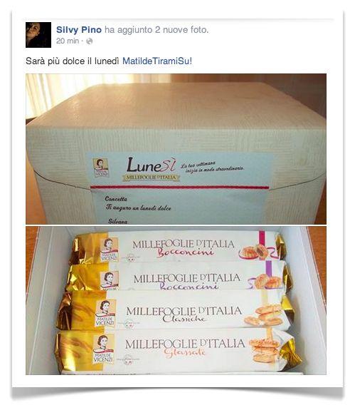 Premi LuneSì in arrivo : tenetevi pronte ad aprire la porta alle mie Millefoglie ! - MatildeTiramiSu!
