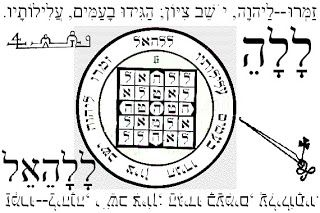Elohim: לָלָהֵ (Lamed Lamed Hey) Angel nº 6 del 15 de abril hasta el 20 de abril