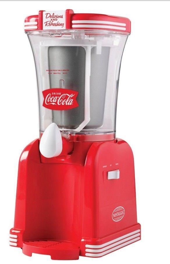 Frozen Drink Machine Slushie Margarita Slushy Maker Slush Puppie Smoothie Ice #FrozenDrinkMachine