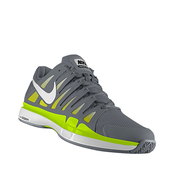 Nike Tennis Shoes. Nike Air Zoom Zero PRM Volt/Black/White Men's Shoe. $ New Featuring a full Air Zoom Unit under the foot for the first time in tennis, these shoes offer a smooth heel-to-toe transition that allows players to use their natural momentum to explode into sprints.