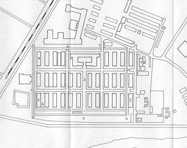POL - Auschwitz/Birkenau - Oswiecim-Brzezinka : Koncentrační tábory