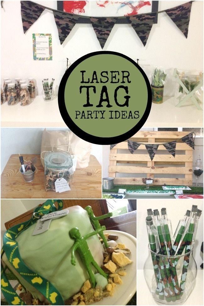 laser tag birthday ideas for boys www.spaceshipsandlaserbeams.com