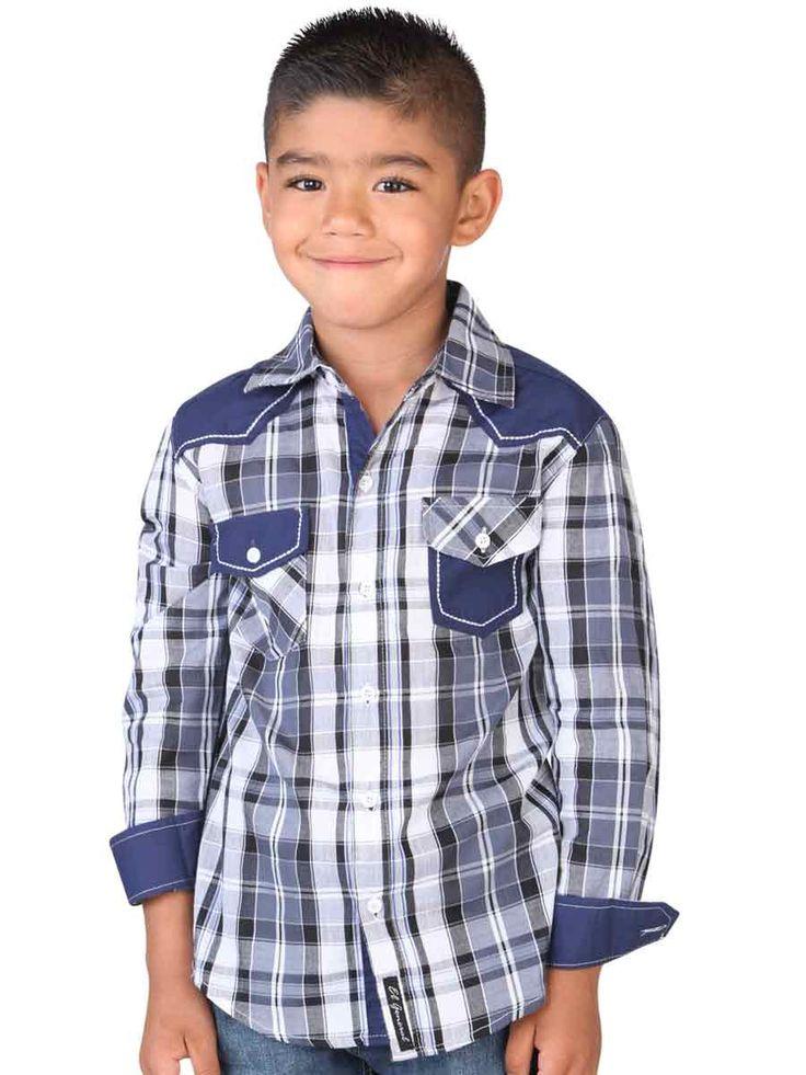 33162 Camisa Casual Niño El General