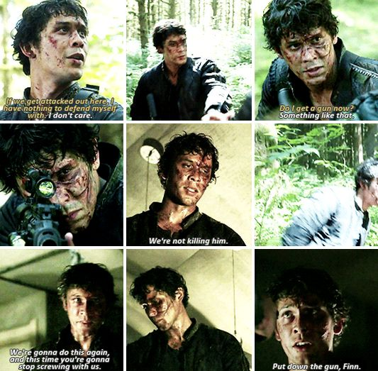 100 Movies 100 Quotes: 38 Best Images About The 100 On Pinterest