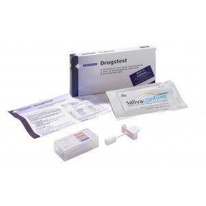 Speeksel 12 drugstest