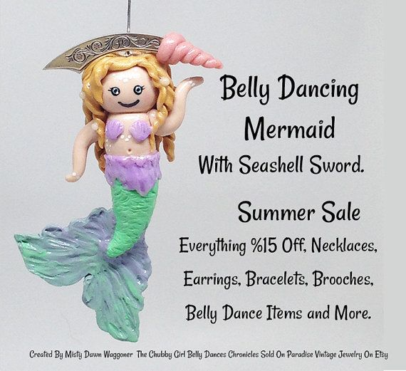 Mermaid Wishes by Beaded Baubles Boutiqu on Etsy