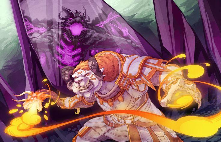 Oro vs. the Shatterer by Orangetavi.deviantart.com on @deviantART