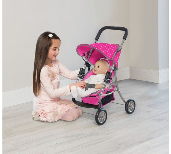 Buy Mamas & Papas Doll's Cruiser Pram at Argos.co.uk, visit Argos.co.uk to shop online for Doll prams and pushchairs, Dolls and playsets, Toys