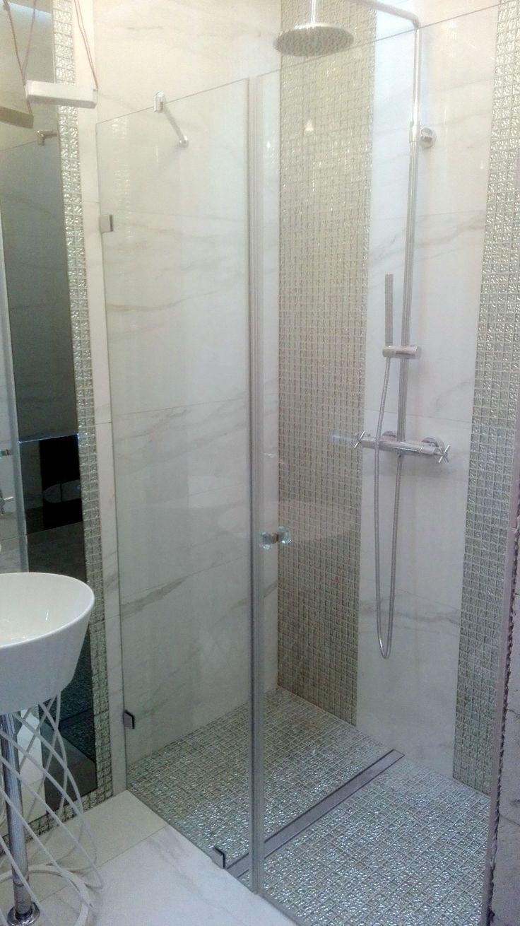 DUBIEL GLASS Kraków – kabiny prysznicowe   realizacje