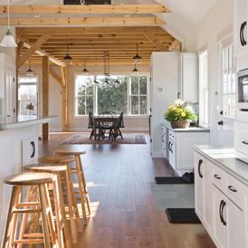 traditional kitchen by Maple Street Design Studio