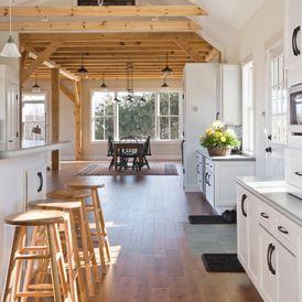 traditional kitchen by Maple Street Design Studio