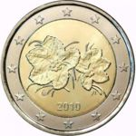 2 € Finlandia  camemoro