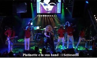 Cantanti Italiani per eventi mandare e-mail - agenzia.rudypizzuti@libero.it : Platinette e la sua band-e-mail agenzia.rudypizzut...