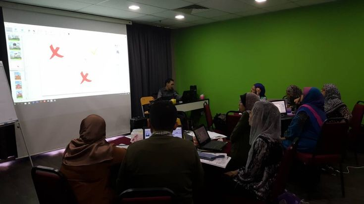 Our friends in Malaysia, teaching Smart Apps Creator 3 to local students and teachers.