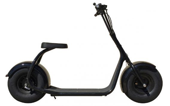 Fat Wheel Electric Scooter