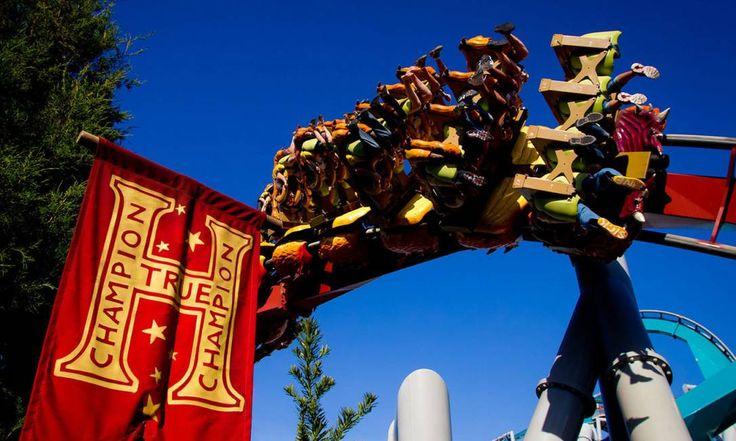 Atração de Harry Potter, no Universal Orlando Resort, terá nova montanha-russa.
