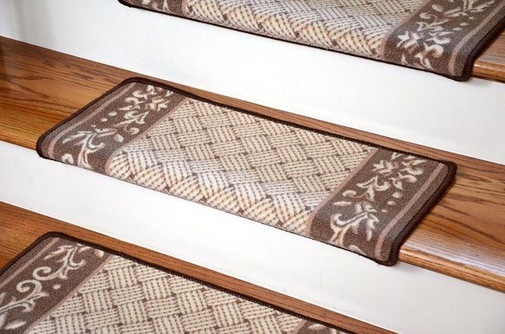 Best 25+ Modern Stair Tread Rugs Ideas On Pinterest